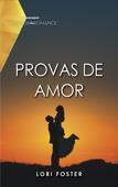 Provas de amor Book Cover