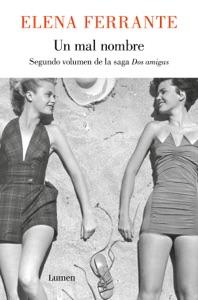Un mal nombre (Dos amigas 2) Book Cover