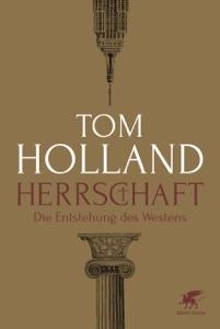 Herrschaft von Tom Holland & Susanne Held Buch-Cover