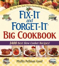 Fix-It and Forget-It Big Cookbook PDF Download