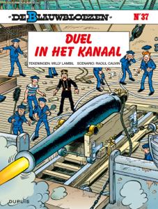 Duel in het Kanaal Boekomslag
