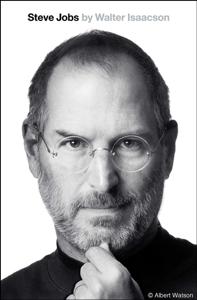 Steve Jobs Couverture de livre