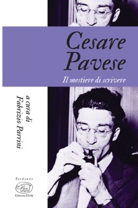 Cesare Pavese Book Cover