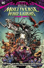 Dark Nights: Death Metal: The Multiverse Who Laughs