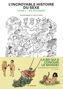 L'Incroyable Histoire du sexe - Livre 1 - En Occident (NED 2020) Couverture de livre