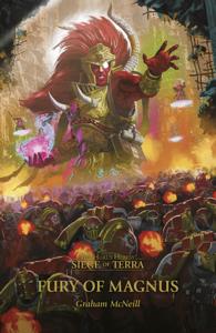 Fury of Magnus Couverture de livre