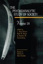 The Psychoanalytic Study Of Society, V. 18