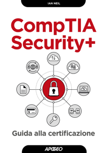 CompTIA Security+ Copertina del libro