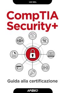 CompTIA Security+ Libro Cover