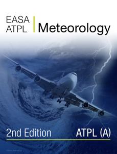 EASA ATPL Meteorology 2nd Edition La couverture du livre martien