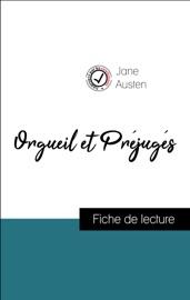 Orgueil Et Pr Jug S De Jane Austen Fiche De Lecture De R F Rence