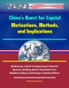 China's Quest For Capital: Motivations, Methods, And Implications - Weaknesses, Lack Of Transparency In Financial Systems, Banking, Risk Of Toxic Debt Crisis, Shadow Lending, Credit Surges, Stimulus Efforts