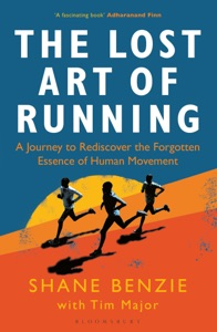 The Lost Art of Running Book Cover
