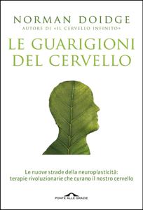 Le guarigioni del cervello Copertina del libro