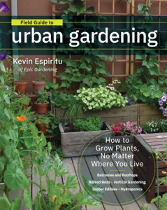 Field Guide to Urban Gardening Book Cover