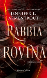 Rabbia e rovina (Harbinger Series Vol. 2)