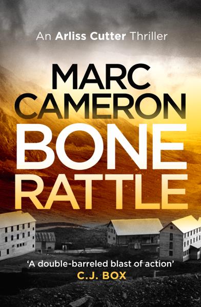 Bone Rattle por Marc Cameron