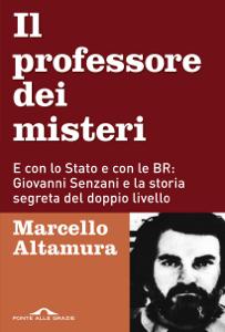 Il  professore dei misteri Libro Cover