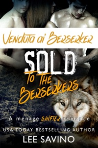 Venduta ai Berserker Book Cover