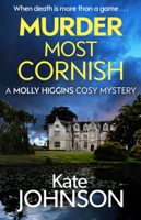 Kate Johnson - Murder Most Cornish artwork