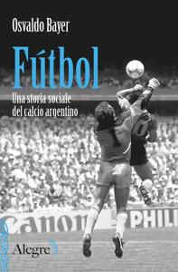 Fútbol Copertina del libro