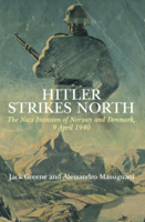 Jack Greene & Alessandro Massignani - Hitler Strikes North artwork