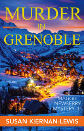 Murder in Grenoble book