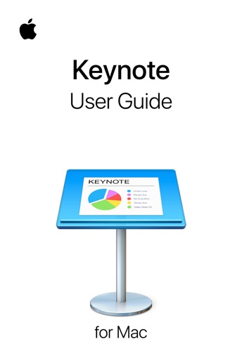 Keynote User Guide for Mac
