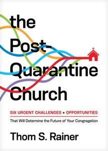 The Post-Quarantine Church Book Cover