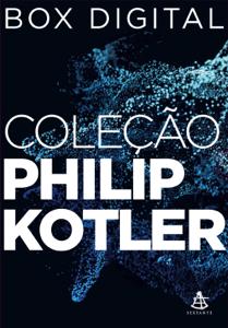 Box Philip Kotler Capa de livro