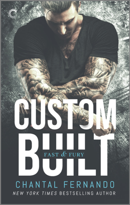 Chantal Fernando - Custom Built book