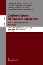 Database Systems For Advanced Applications. DASFAA 2021 International Workshops