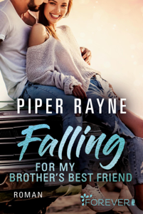 Falling for my Brother's Best Friend Buch-Cover