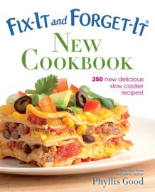 Fix-It and Forget-It New Cookbook PDF Download