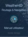 Weather4D Routage & Navigation