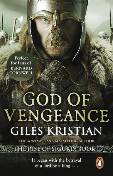 God of Vengeance - Giles Kristian book cover