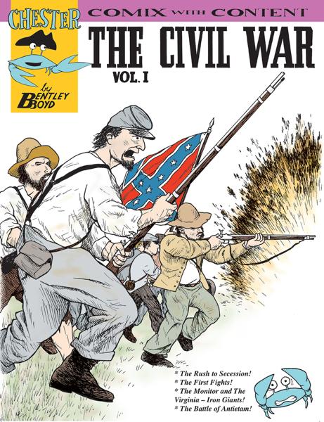 Civil War vol 1