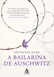 A bailarina de Auschwitz Book Cover