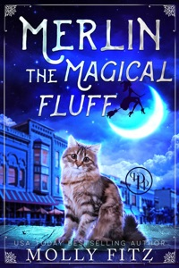 Merlin the Magical Fluff Book Cover