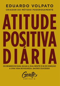 Atitude positiva diária Book Cover