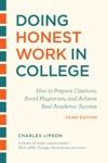 Doing Honest Work In College Third Edition
