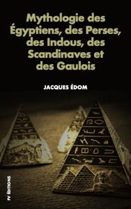 Mythologie des Égyptiens, des Perses, des Indous, des Scandinaves et des Gaulois. La couverture du livre martien