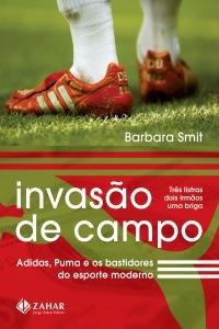 Invasão de campo Book Cover