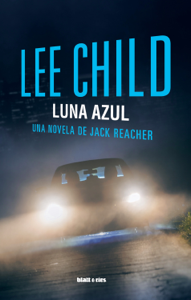 Luna azul Book Cover