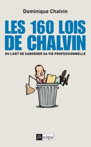 Les 160 lois de Chalvin Couverture de livre