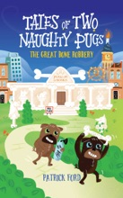 Tales Of Two Naughty Pugs