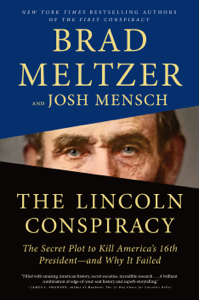 The Lincoln Conspiracy Book Cover