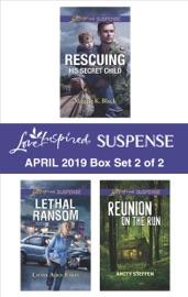 Harlequin Love Inspired Suspense April 2019 - Box Set 2 of 2 PDF Download