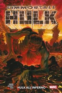 L'Immortale Hulk (2018) 3 Book Cover