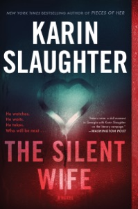 The Silent Wife Book Cover